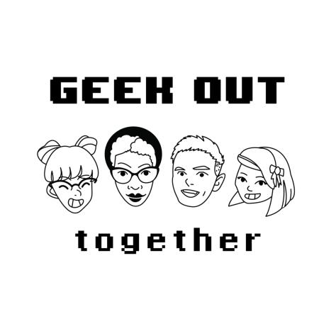GeekOutTogetherMixCloud
